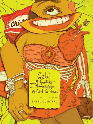 cover image of Gabi, a Girl in Pieces