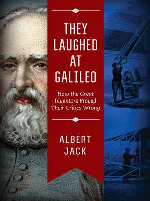 cover image of They Laughed at Galileo