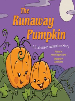 cover image of The Runaway Pumpkin