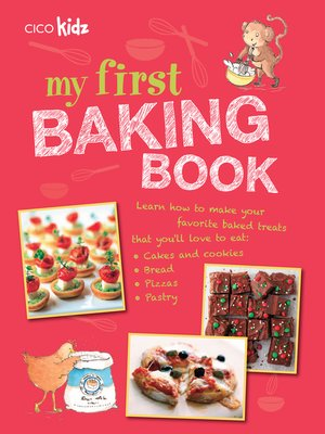 cover image of My First Baking Book