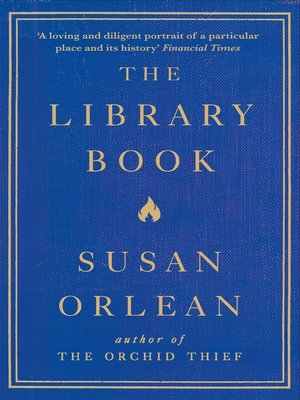 cover image of The Library Book