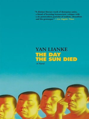 cover image of The Day the Sun Died