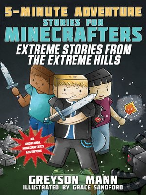 cover image of Extreme Stories from the Extreme Hills