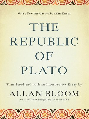 a literary analysis of the closing of the american mind by allan bloom