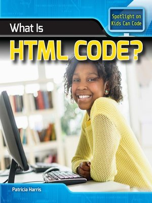 cover image of What Is HTML Code?