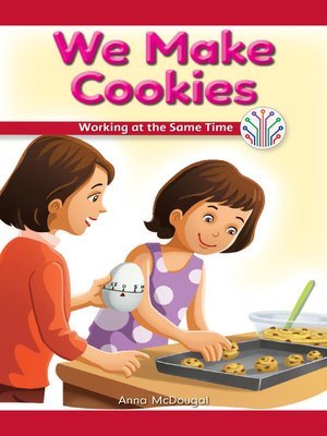 cover image of We Make Cookies