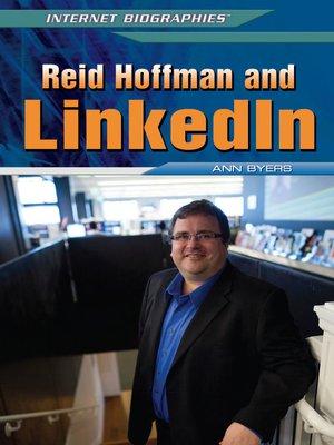 cover image of Reid Hoffman and LinkedIn