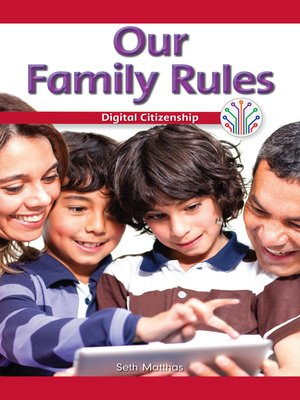 cover image of Our Family Rules
