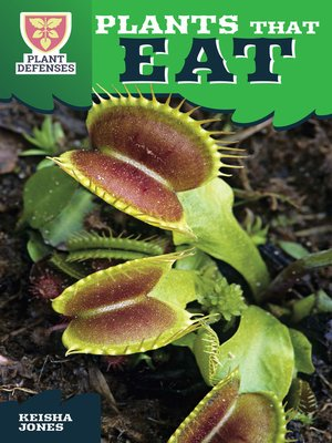 cover image of Plants That Eat