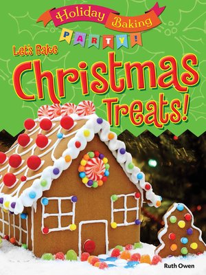 cover image of Let's Bake Christmas Treats!