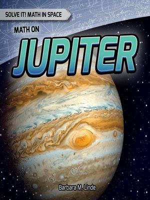 cover image of Math on Jupiter