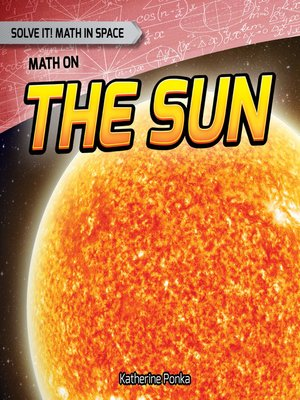 cover image of Math on the Sun