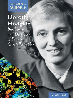 cover image of Dorothy Hodgkin