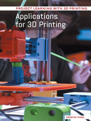 cover image of Applications for 3D Printing