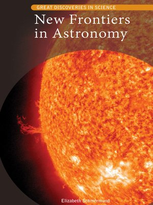cover image of New Frontiers in Astronomy