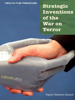 cover image of Strategic Inventions of the War on Terror