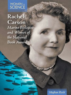 cover image of Rachel Carson