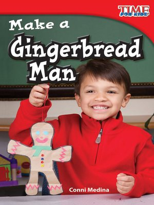cover image of Make a Gingerbread Man