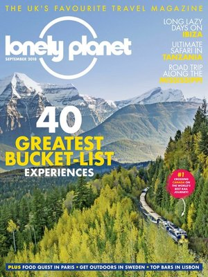 cover image of Lonely Planet Traveller