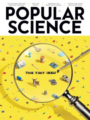 cover image of Popular Science