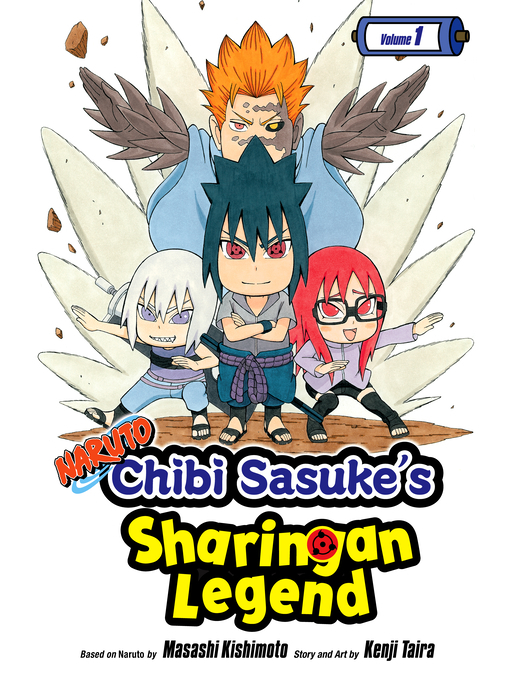 Naruto: Chibi Sasuke's Sharingan Legend, Volume 1 - Hawaii State
