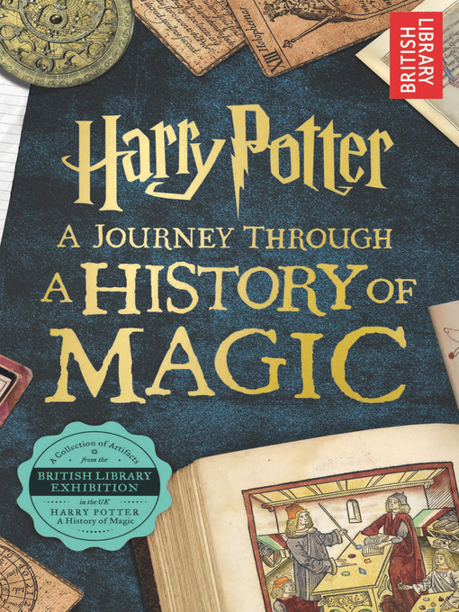 Cover of Harry Potter: A Journey Through a History of Magic