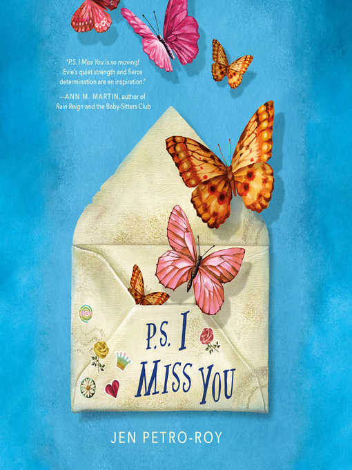Title details for P.S. I Miss You by Jen Petro-Roy - Available