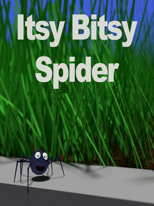 Title details for Itsy Bitsy Spider by Dave Dodson - Available