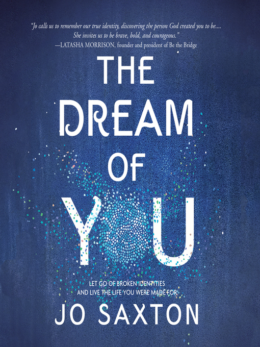 Title details for The Dream of You by Jo Saxton - Wait list