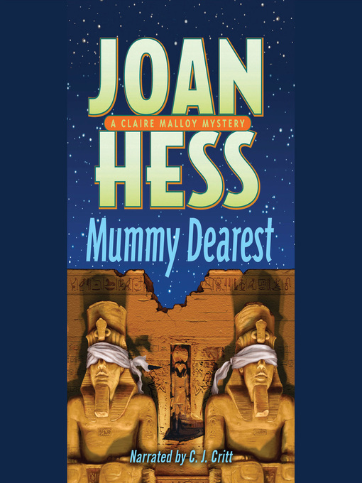 Title details for Mummy Dearest by Joan Hess - Available