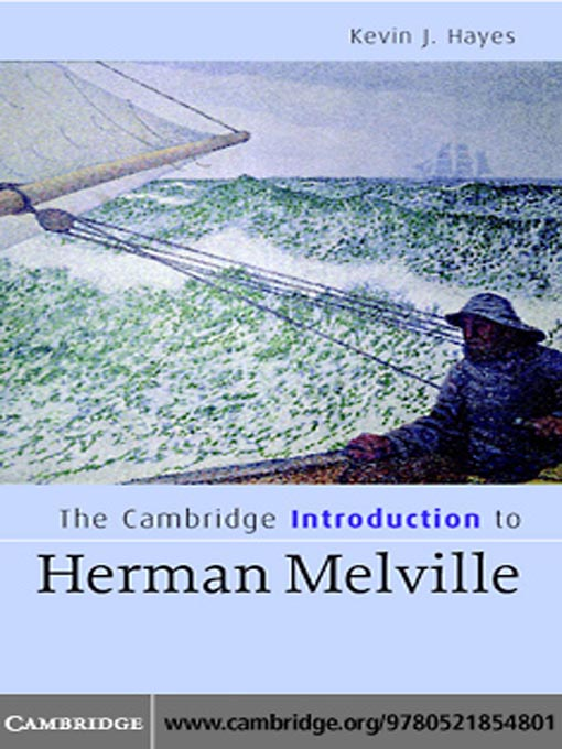 an introduction to the literature by herman melville