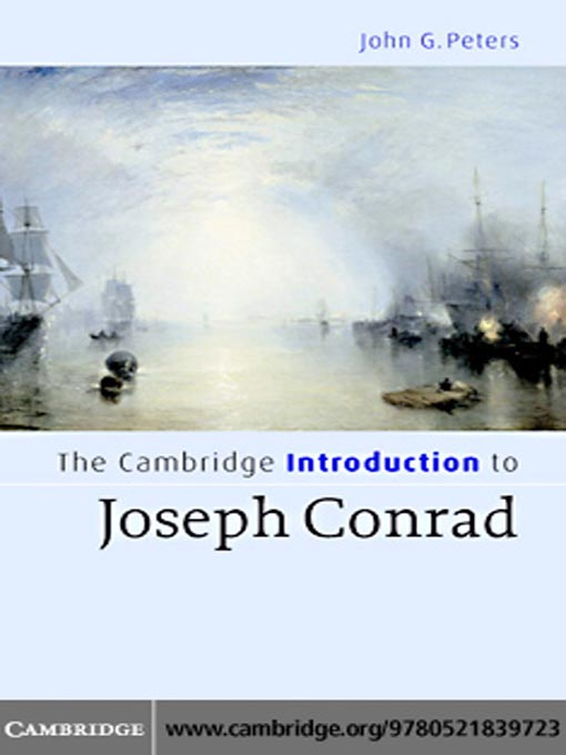 an introduction to the life of joseph conrad