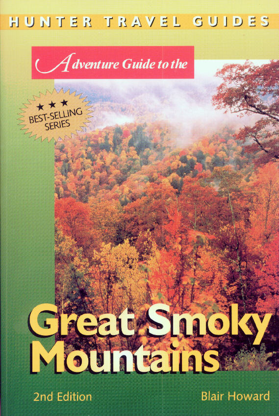 Title details for Adventure Guide to the Great Smokies by Blair Howard - Available