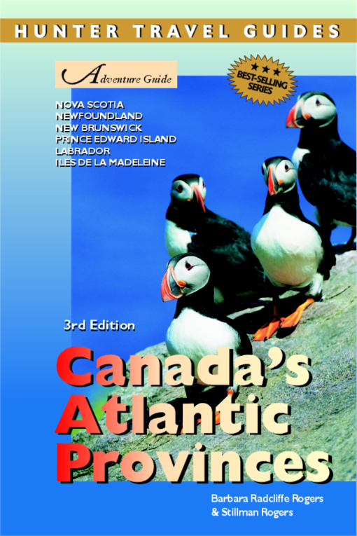 Title details for Canada's Atlantic Provinces Adventure Guide by Rogers, Barbara Radcliffe - Available