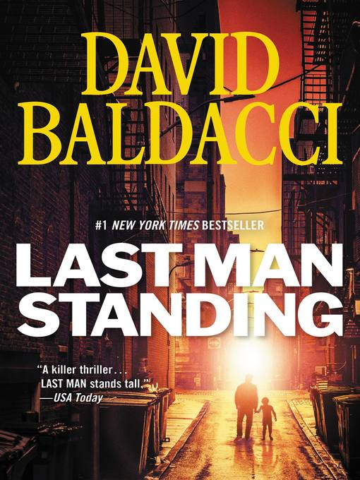 Title details for Last Man Standing by David Baldacci - Wait list