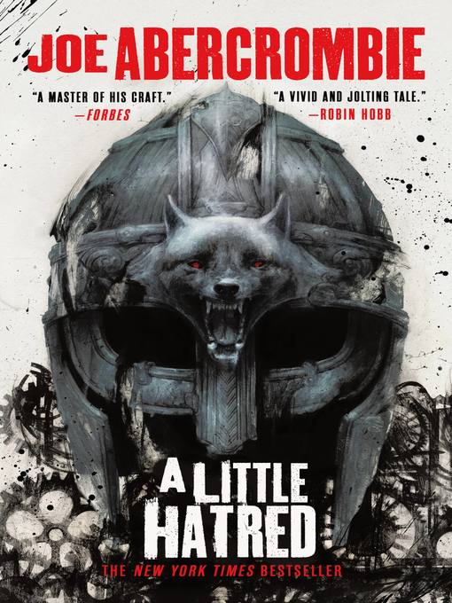 Title details for A Little Hatred by Joe Abercrombie - Wait list