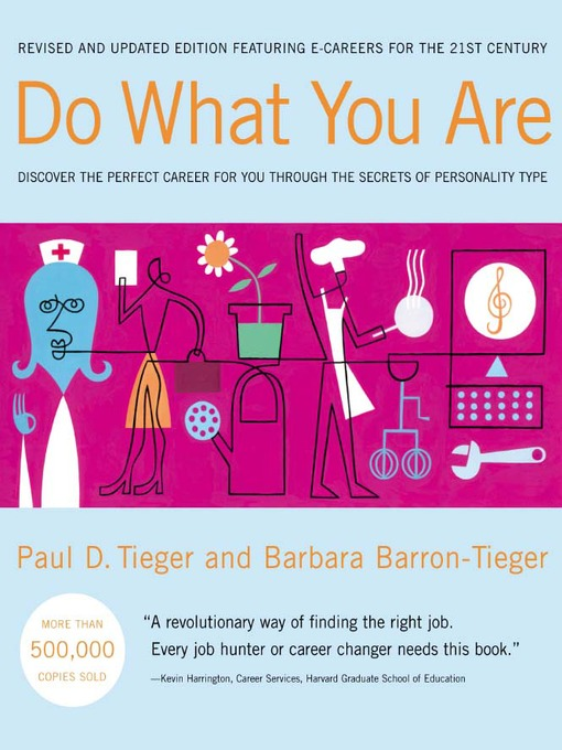 do what you are paul tieger pdf download