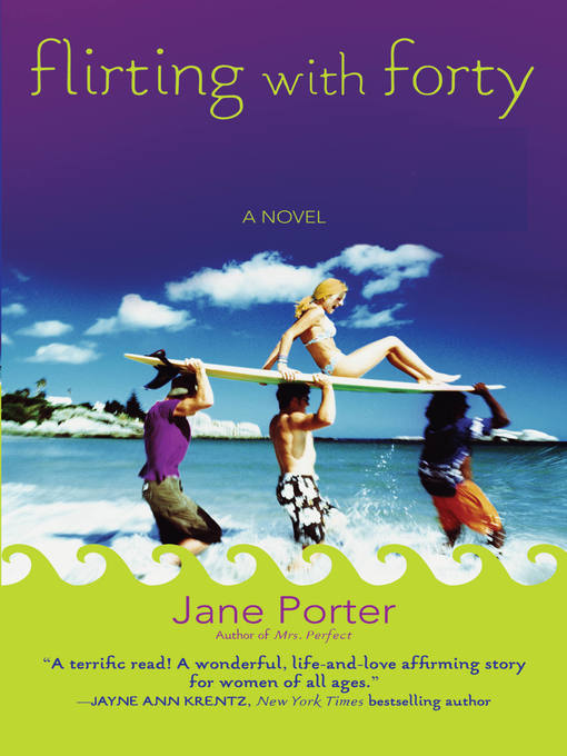 Title details for Flirting with Forty by Jane Porter - Wait list