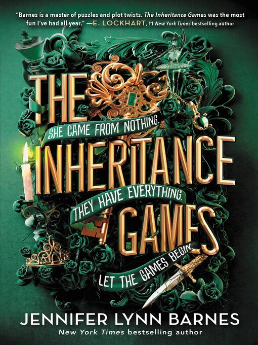 Title details for The Inheritance Games by Jennifer Lynn Barnes - Wait list
