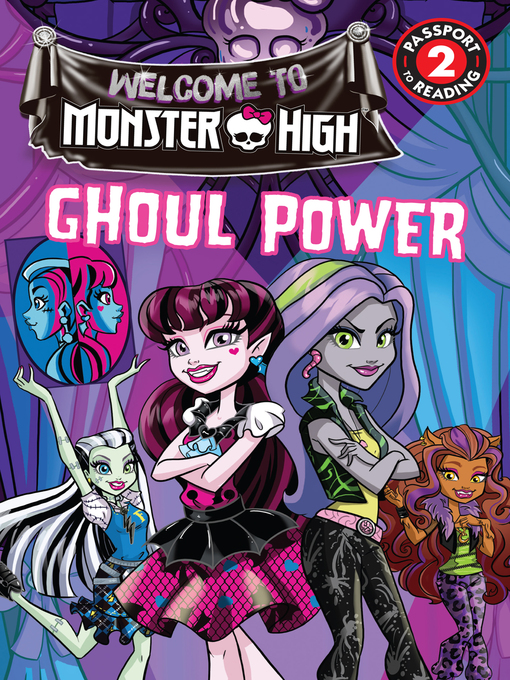 Cover of Monster High--Ghoul Power