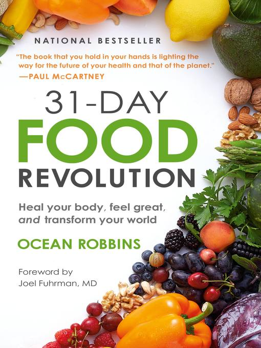 Title details for 31-Day Food Revolution by Ocean Robbins - Wait list
