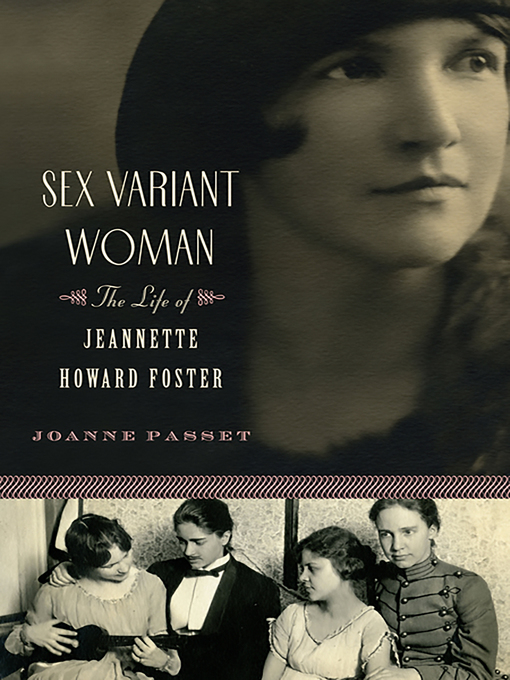 Title details for Sex Variant Woman by Joanne Passet - Available