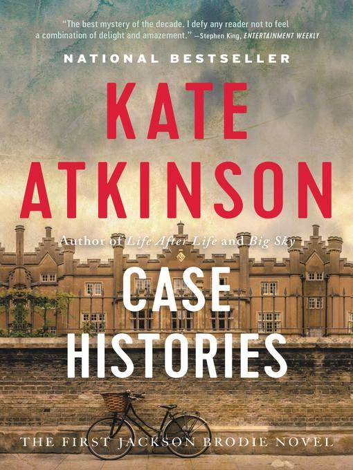 Title details for Case Histories by Kate Atkinson - Available