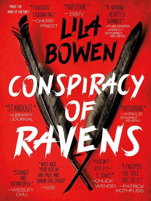 Title details for Conspiracy of Ravens by Lila Bowen - Available