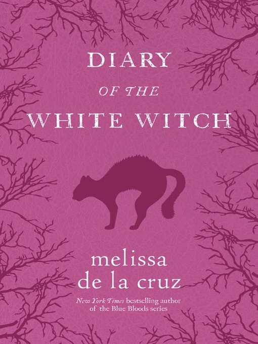 Cover of Diary of the White Witch