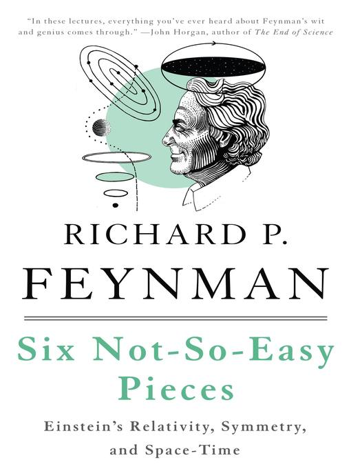 Cover image for Six Not-So-Easy Pieces