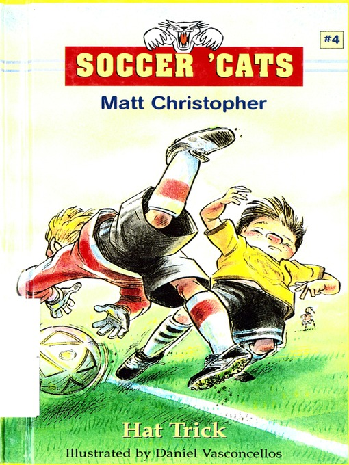 Title details for Hat Trick by Matt Christopher - Available