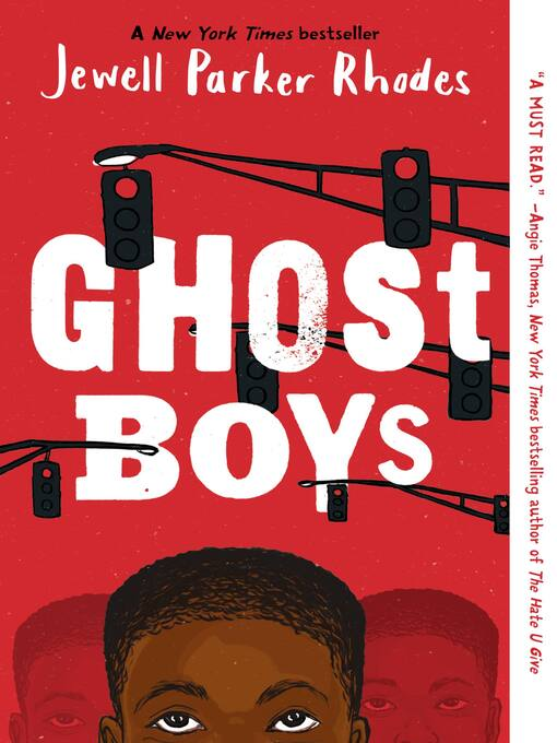 Title details for Ghost Boys by Jewell Parker Rhodes - Wait list