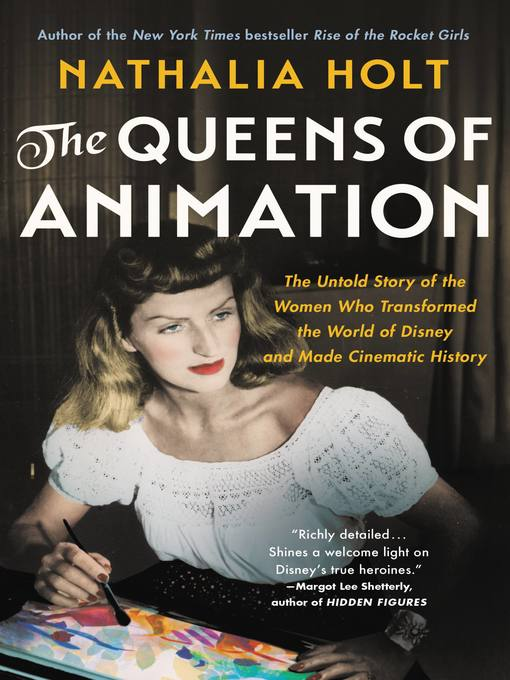 Cover of The Queens of Animation