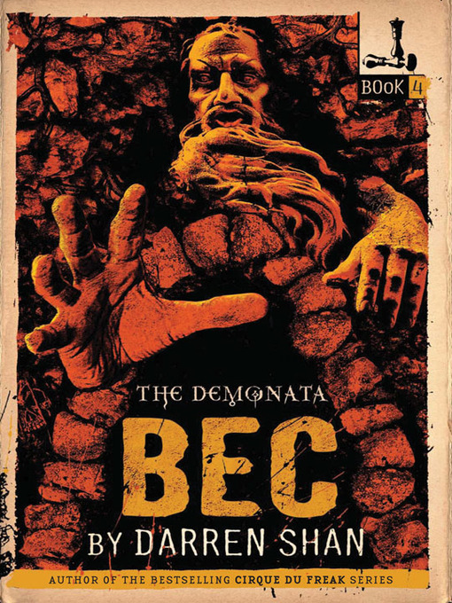 Title details for Bec by Darren Shan - Available